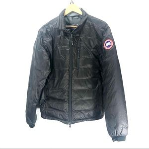 Canada goose down puffer size large